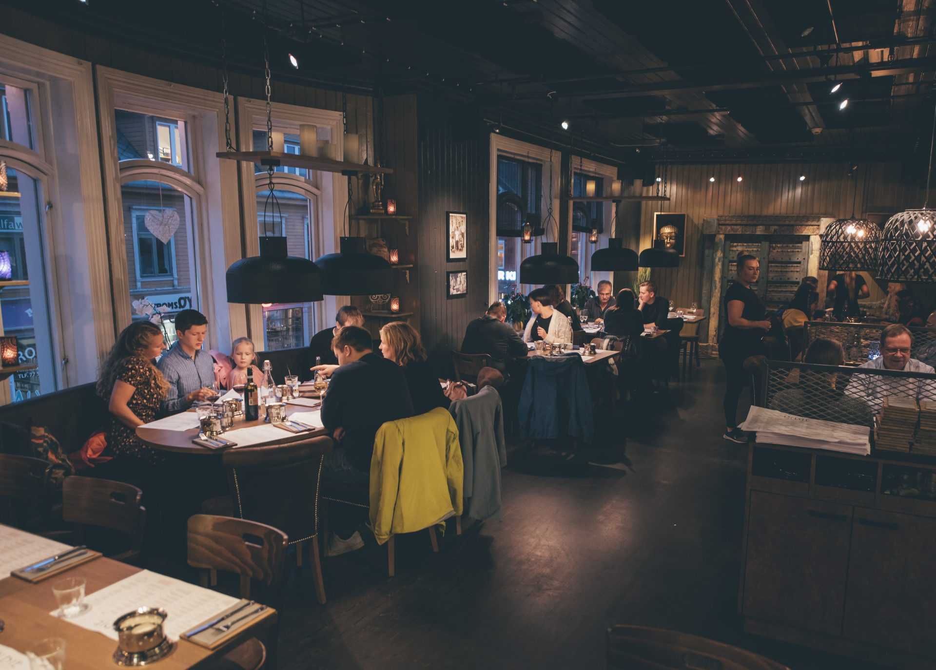 restaurant indie
